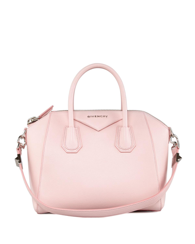 daa9dd94ae Lyst - Givenchy Mini Antigona Tote in Pink