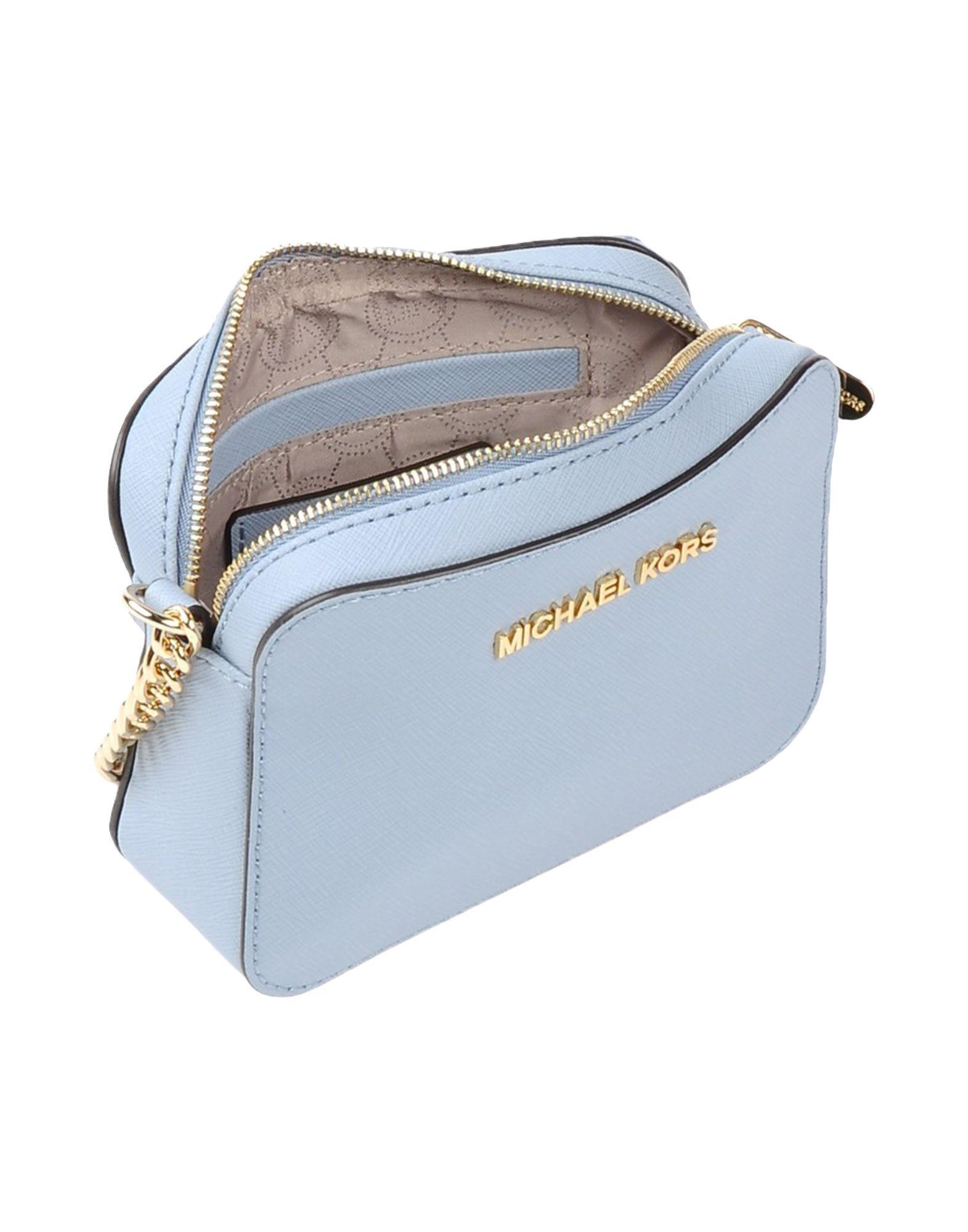 41c3864106 Michael Kors Sky Blue Handbags - Best Handbag 2018
