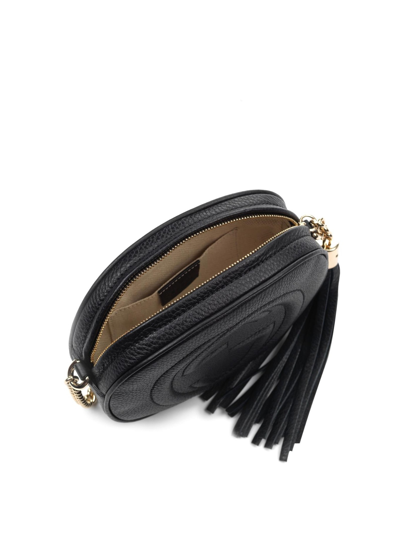 c3a608f61ca Gallery. Previously sold at  MATCHESFASHION.COM · Women s Gucci Soho Bag