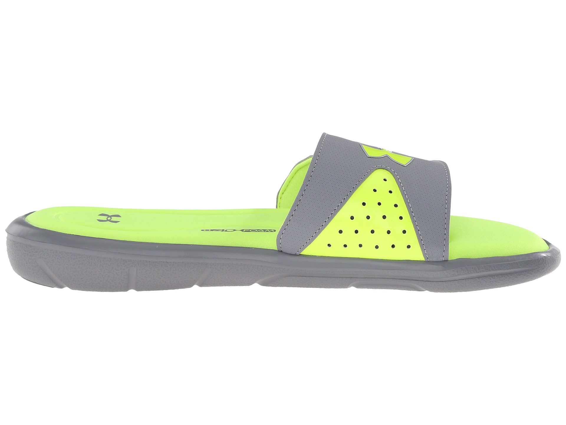b09f5501528d Lyst - Under Armour Ua Ignite Iv Sl in Gray for Men