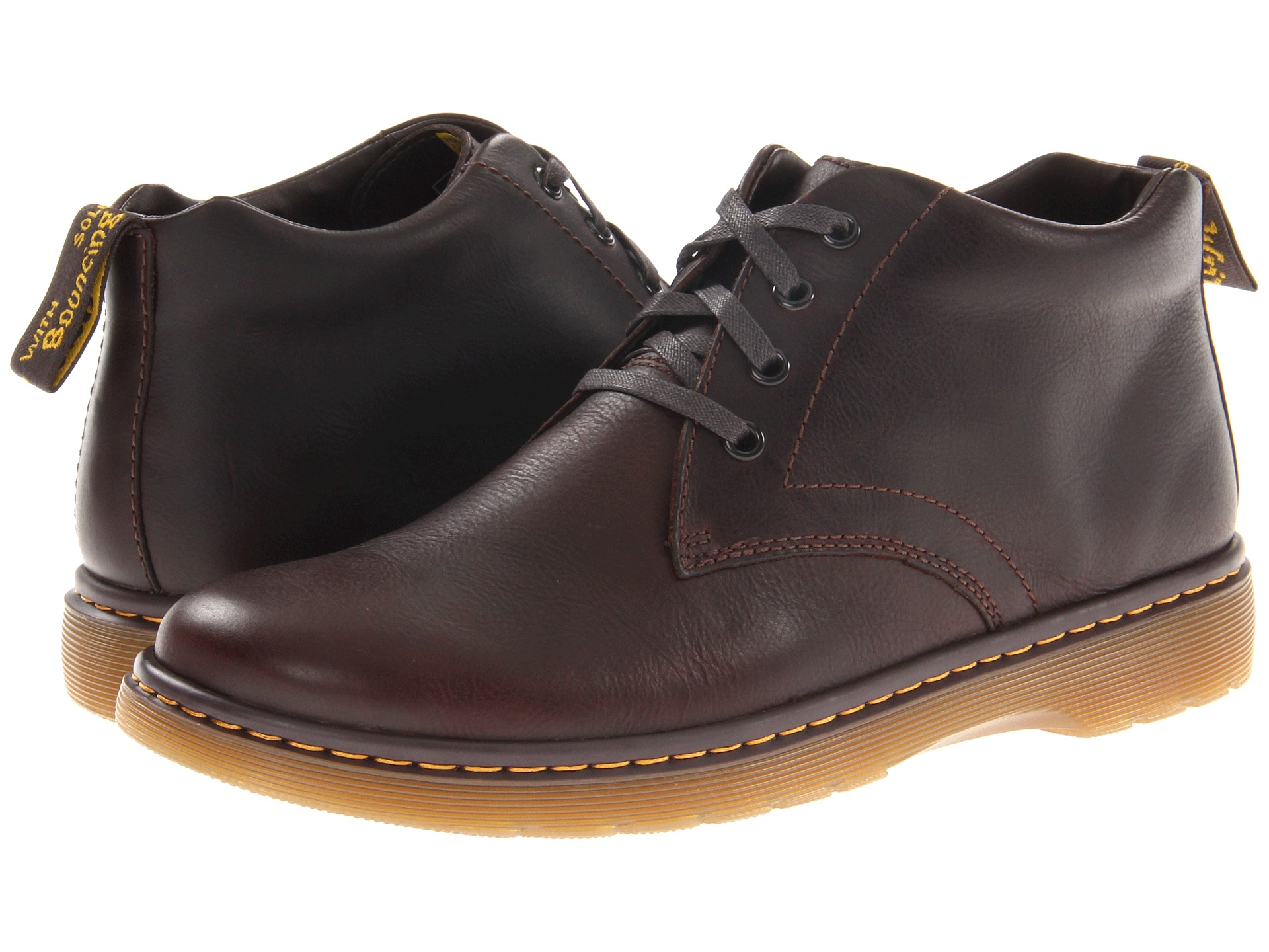 Lyst Dr Martens Barnie Chukka Boot In Brown For Men