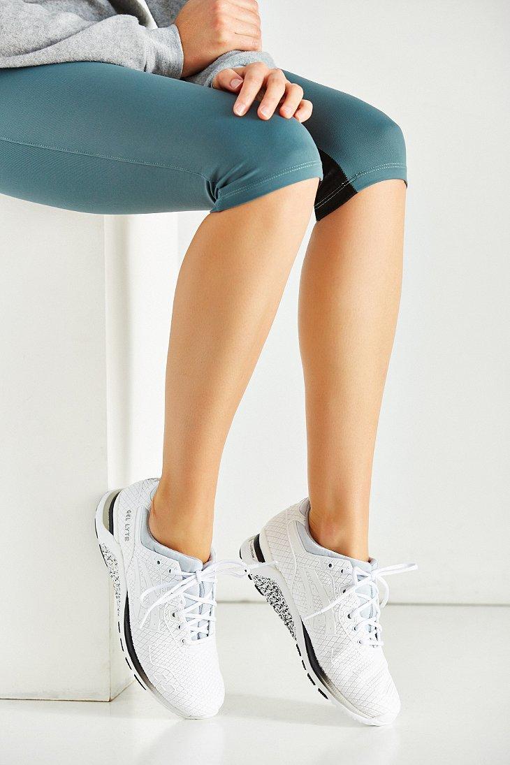 new concept 933fb 513f7 Asics Tiger Vault Gel-lyte Evo Samurai Running Sneaker in White - Lyst