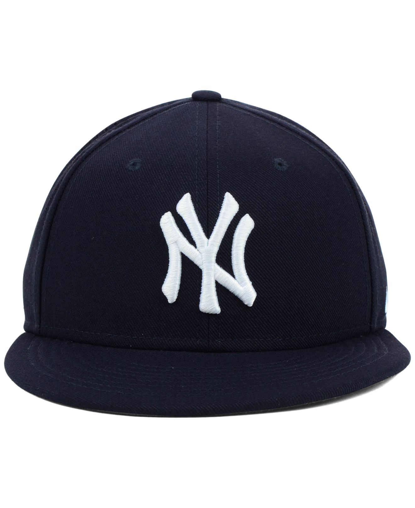 ... clearance lyst nike new york yankees dri fit vapor adjustable cap in  blue c7b42 28843 77dc199b048c