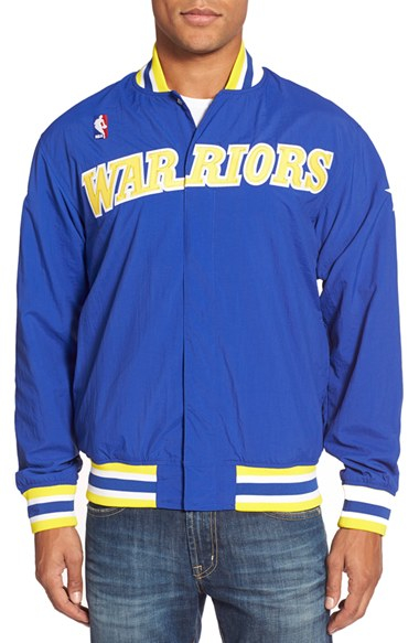 d253f1a24f2 Lyst - Mitchell   Ness 'golden State Warriors' Tailored Fit ...