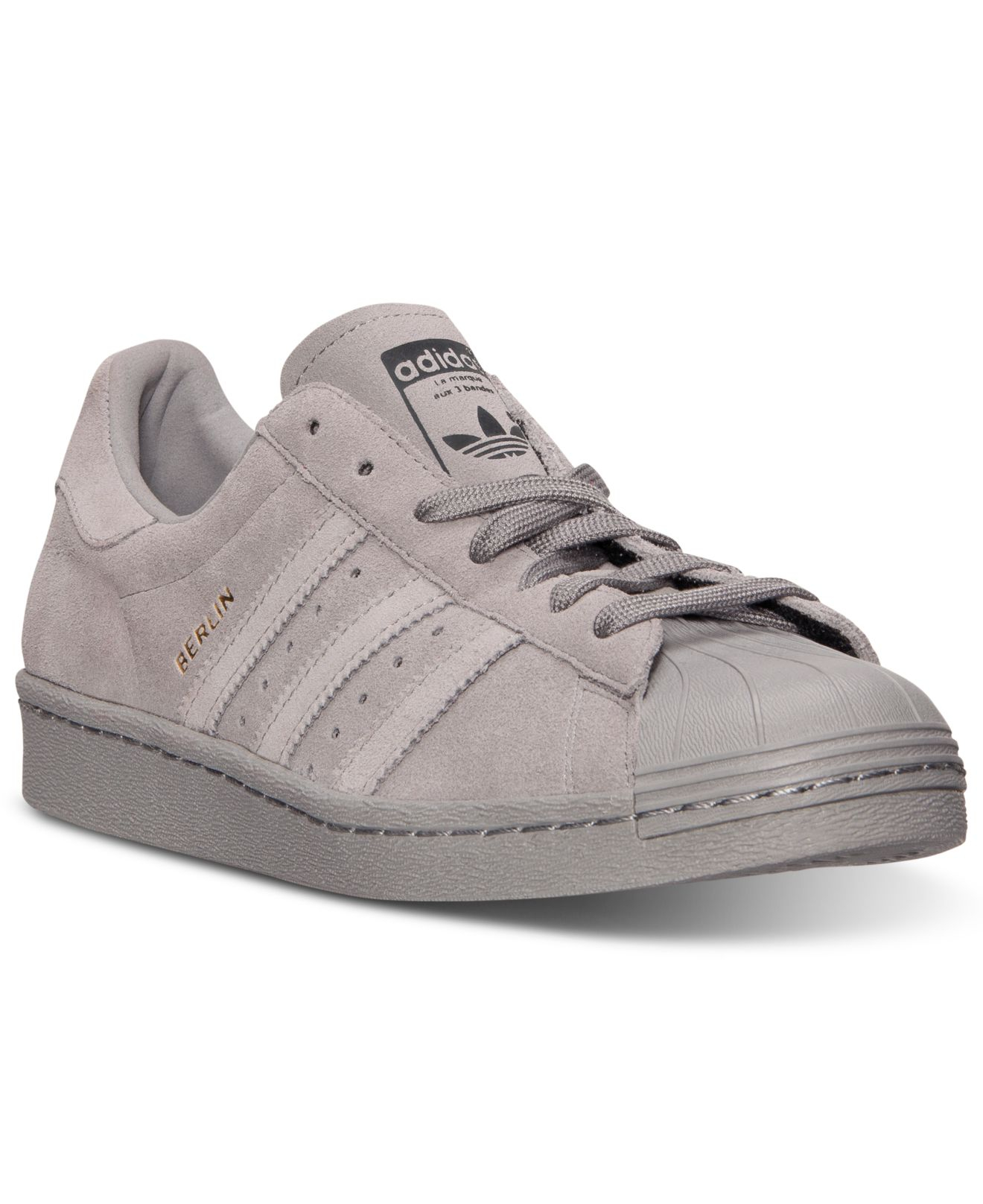 hot sales bbdf3 a1187 Gallery. Previously sold at  Macy s · Men s Adidas Superstar ...