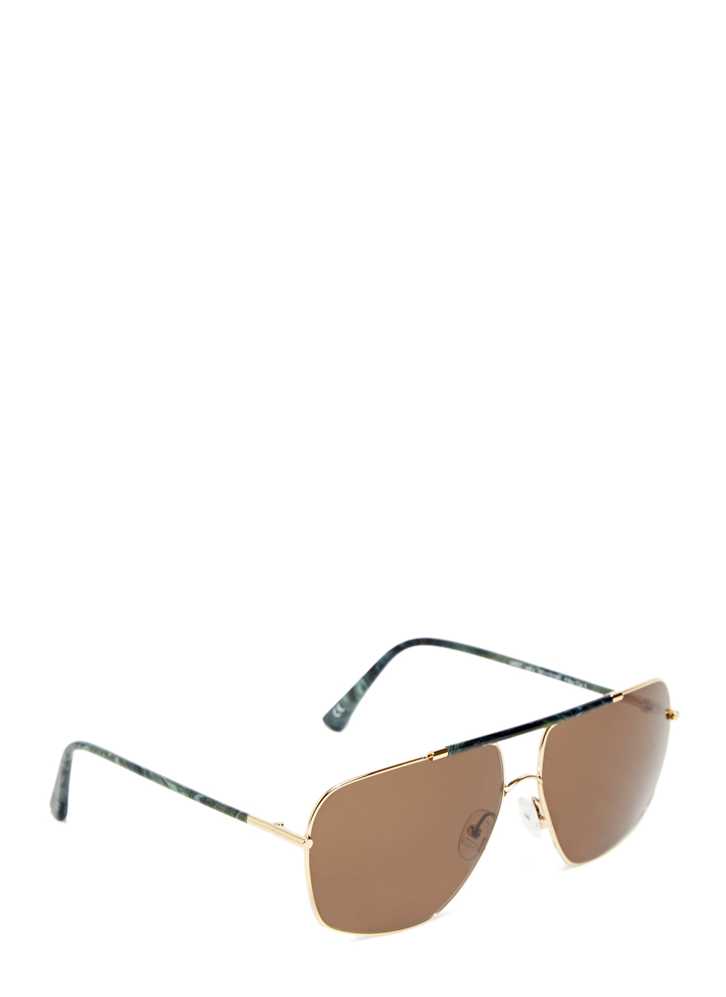 af911b41fdc72d Lyst - Andy Wolf Men s Vast B Sunglasses In Green in Green for Men