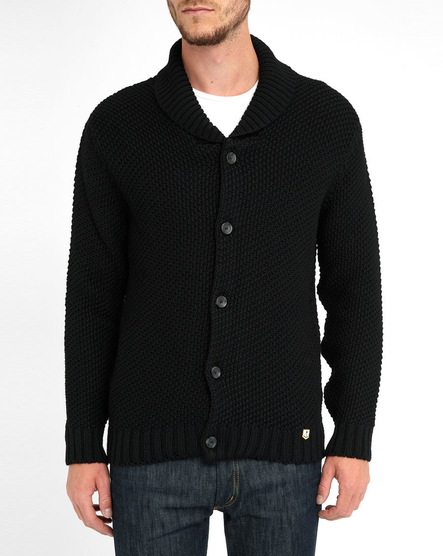 Men's Shawl Collar Cardigan Sweaters. Showing 48 of results that match your query. Search Product Result. Product - Womens NAIF Shawl Collar Cardigan Sweater Black. Product - THOMAS DEAN NEW Gray Black Mens Size Medium M Shawl Collar Wool .