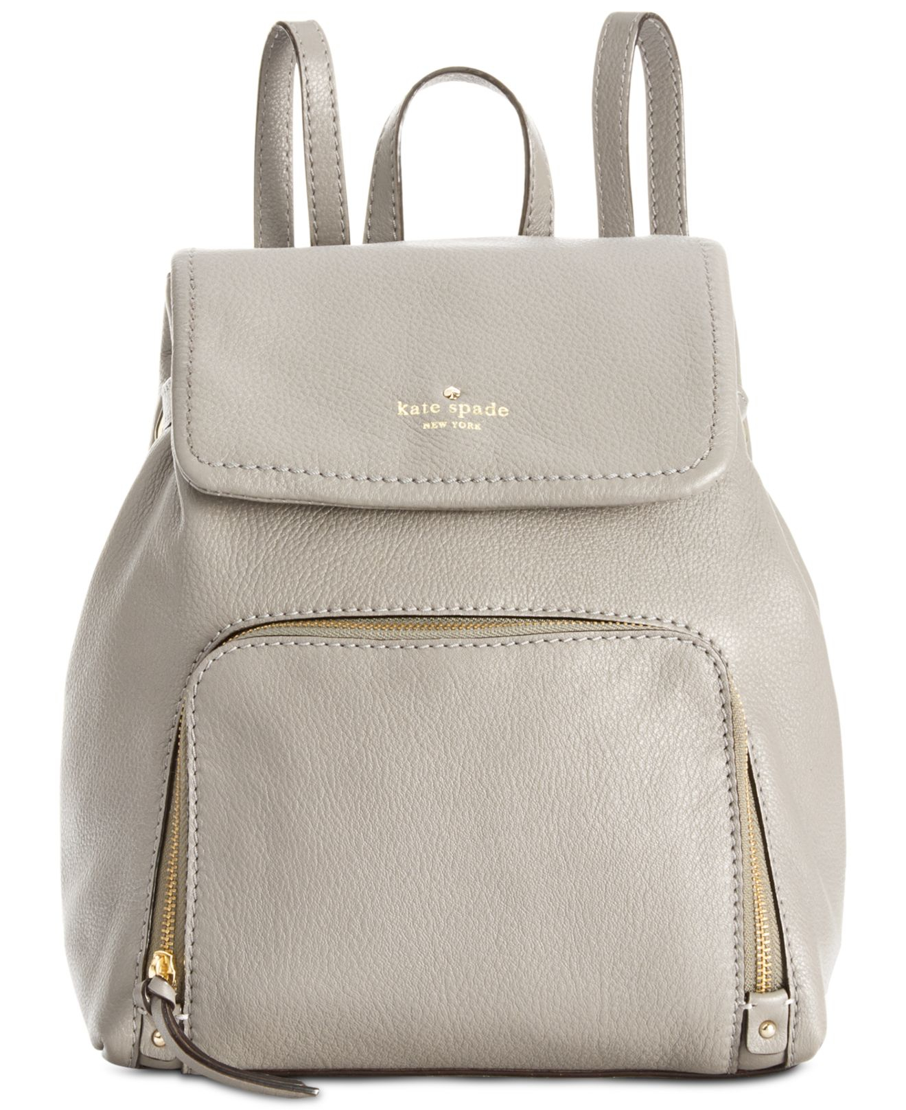 Leather Backpack Purse Kate Spade Fenix Toulouse Handball 79d94cdcc0857