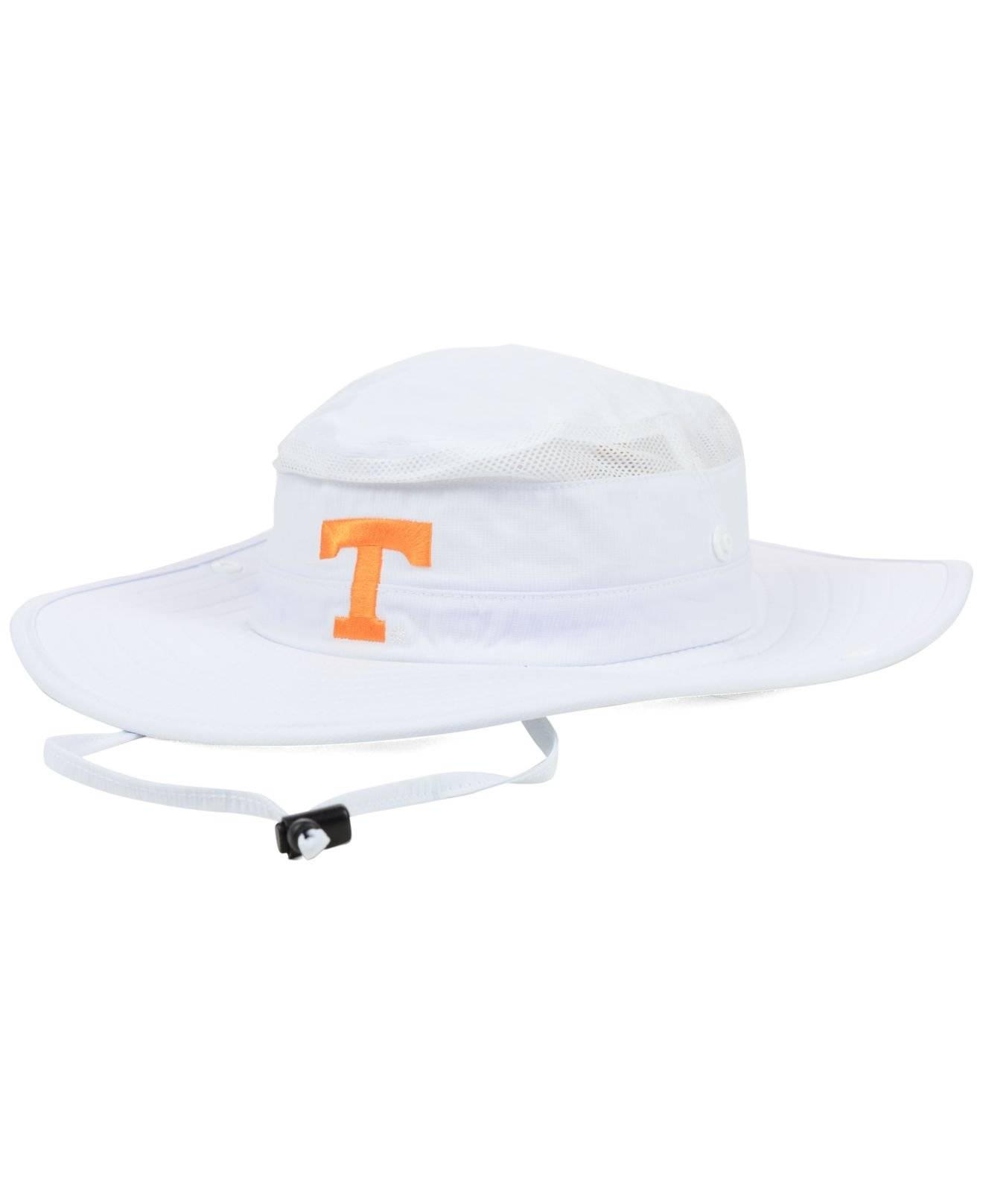 f9175d30 adidas Tennessee Volunteers Campus Safari Hat in White for Men - Lyst