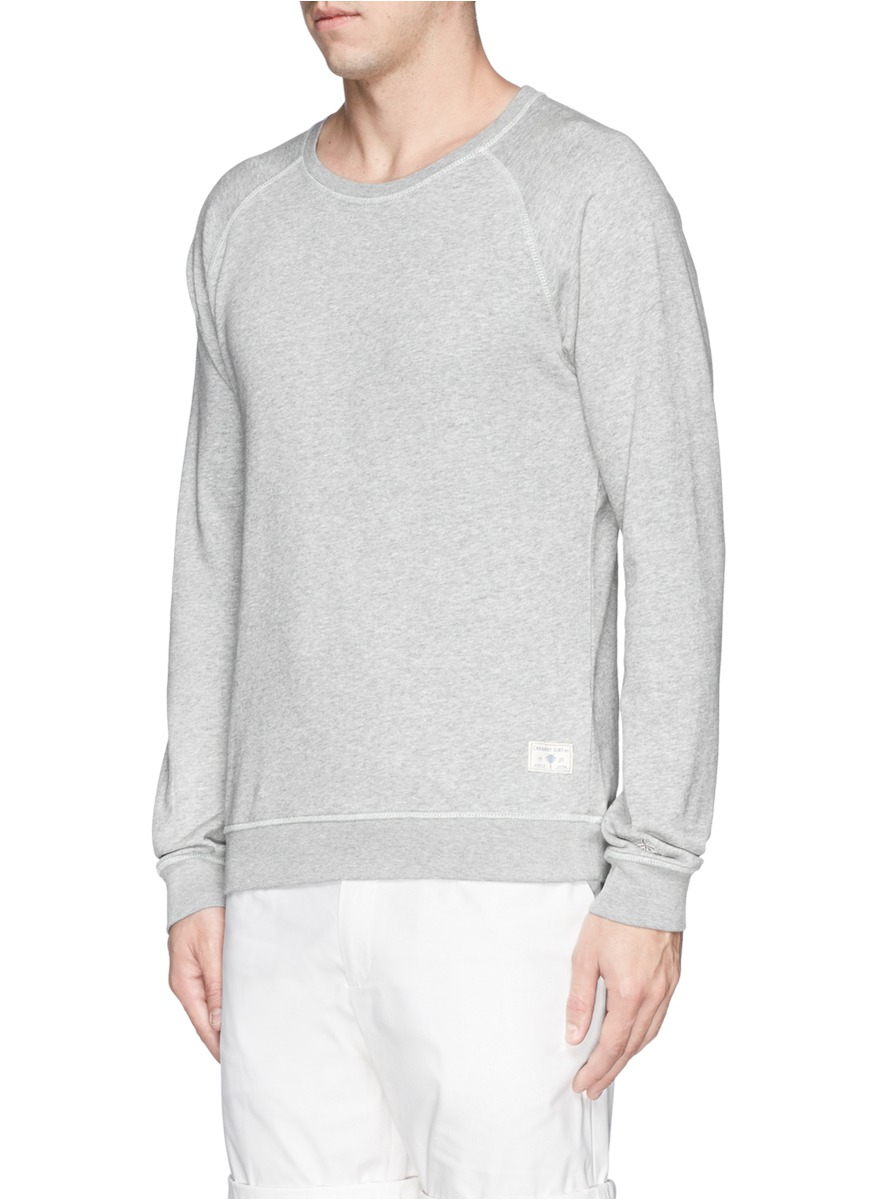 Design French Terry Apparel Online. No Minimums or Set-ups.