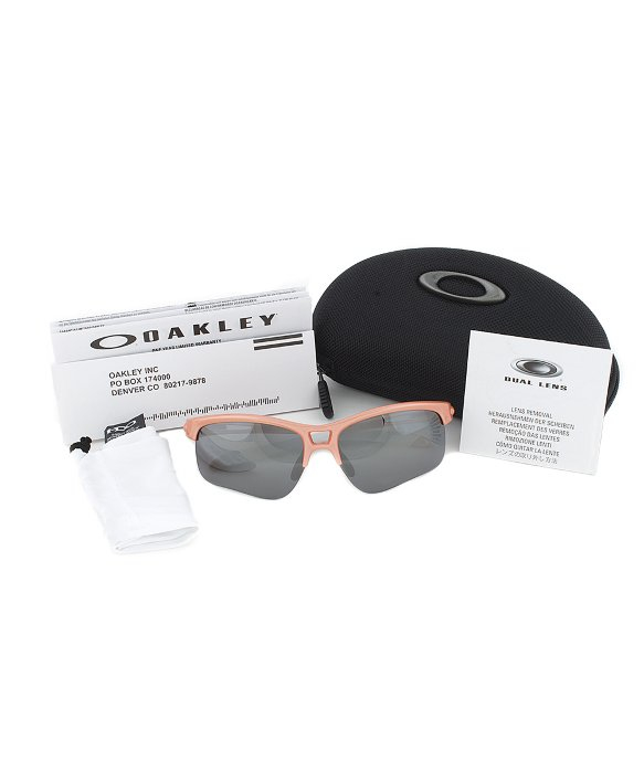 9e490c915ce03 ... best price lyst oakley rpm edge sunglasses oo9257 02 grapefruit pearl  frame bb1ad b6121