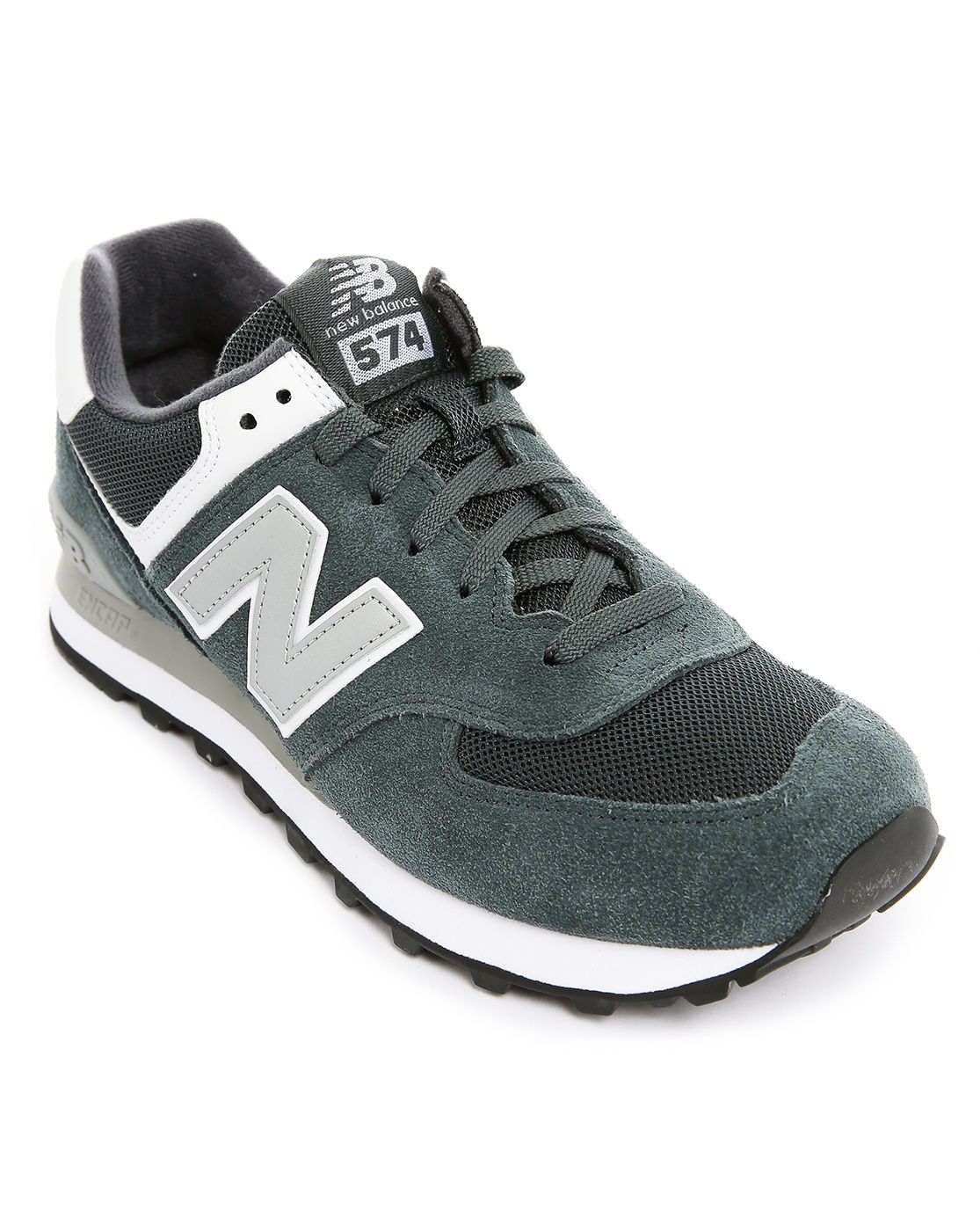 new balance 574 men grey