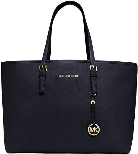 Michael Kors Laukut Pori : Michael kors jet set travel leather multifunction