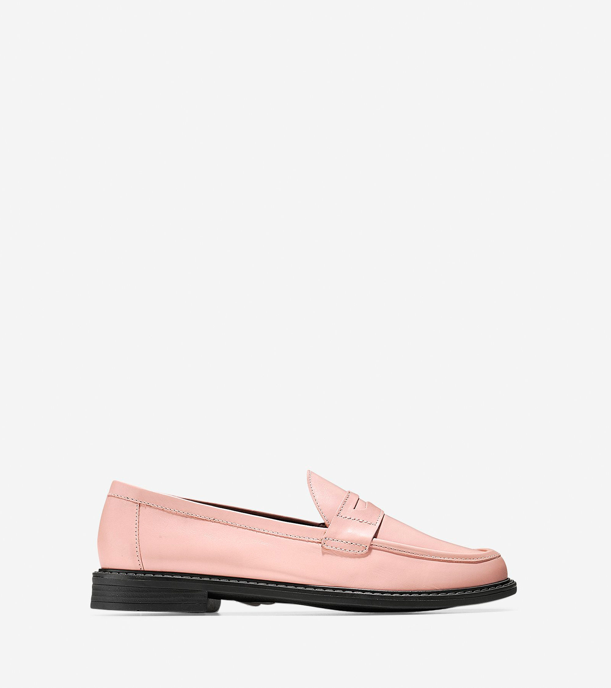 2b3ef3a9a61 Cole Haan Women s Pinch Campus Penny Loafer in Pink - Lyst