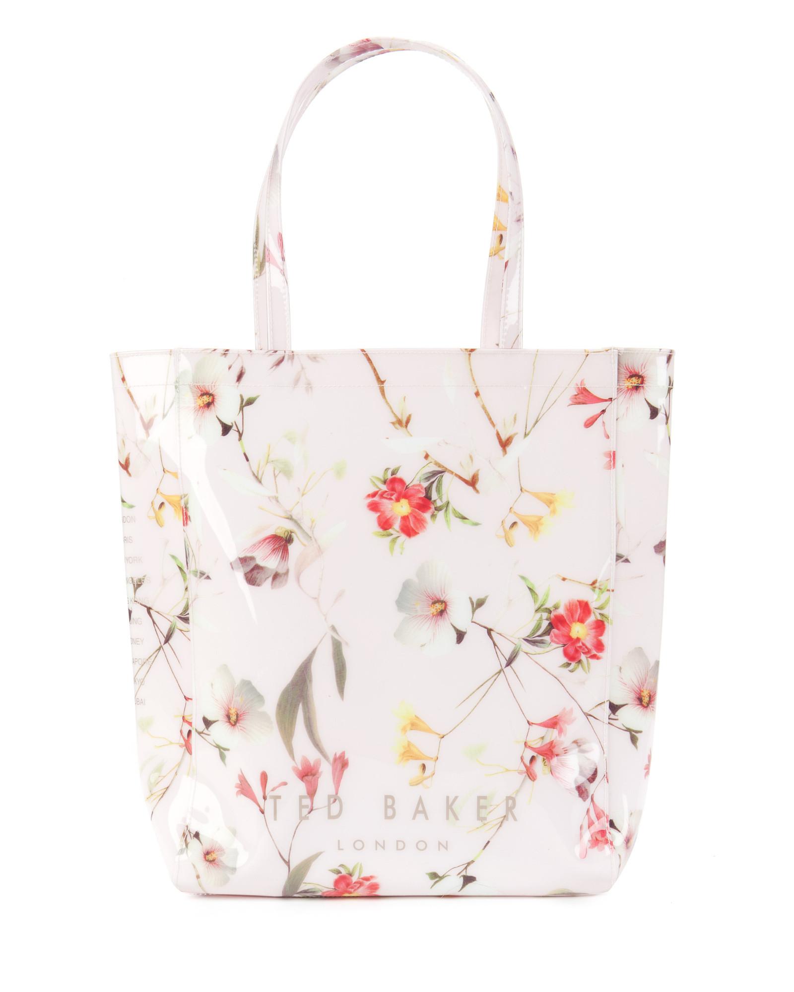3f31625907c7d9 Ted Baker Botanical Bloom Shopper Bag - Lyst