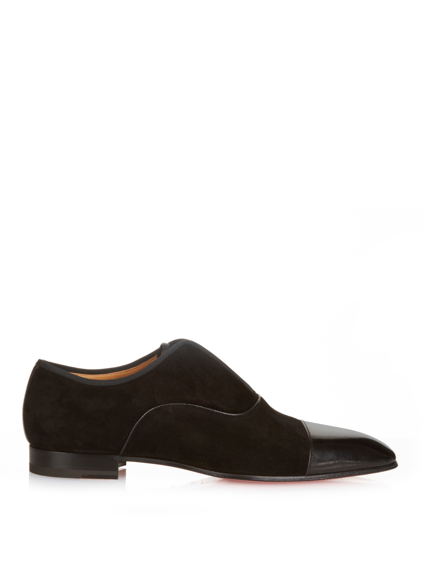 christian louboutin suede loafers | The Filipino Language School ...