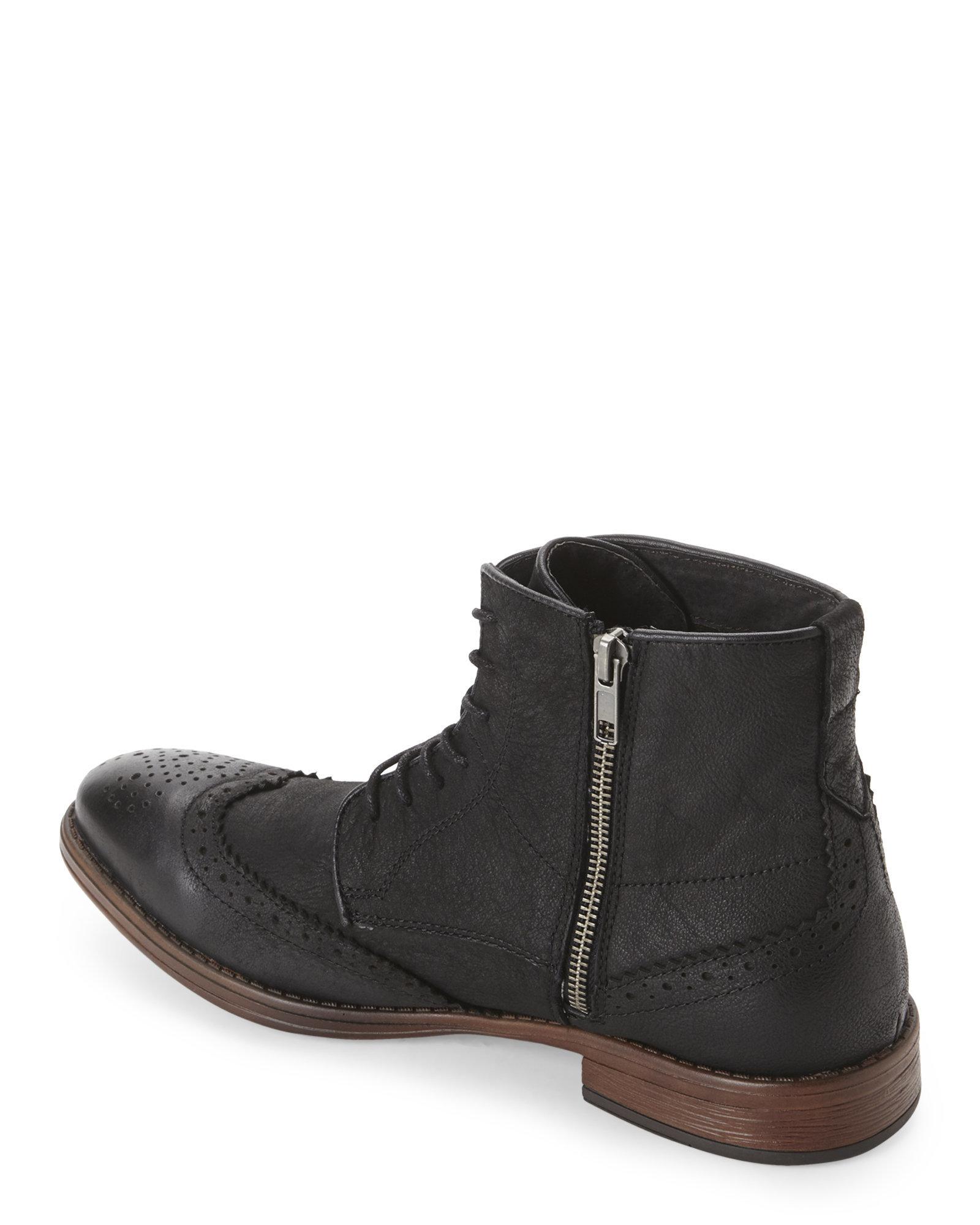 Steve Madden Kelen Chelsea Boot In Black For Men Lyst
