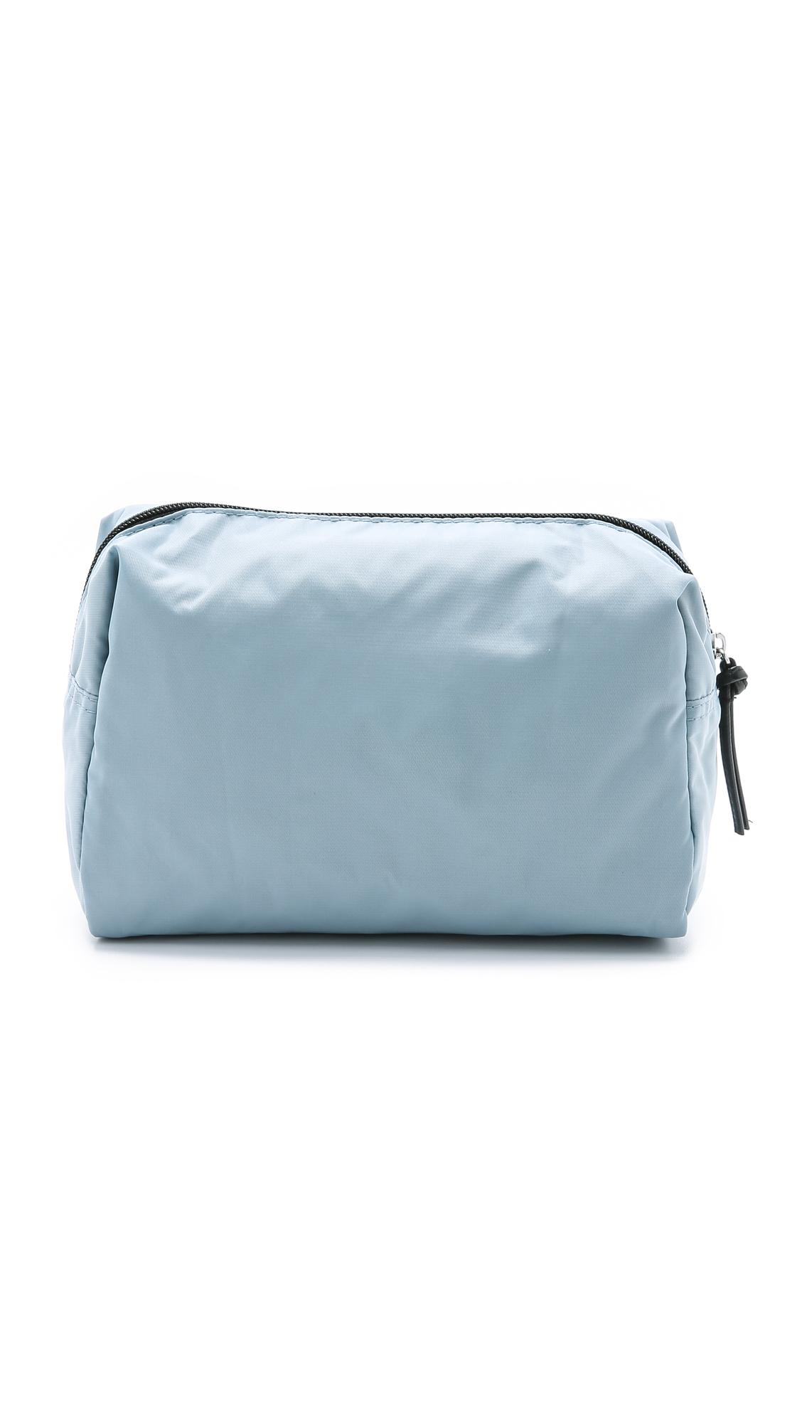 lyst day birger et mikkelsen day gweneth cosmetic bag beryl in blue. Black Bedroom Furniture Sets. Home Design Ideas