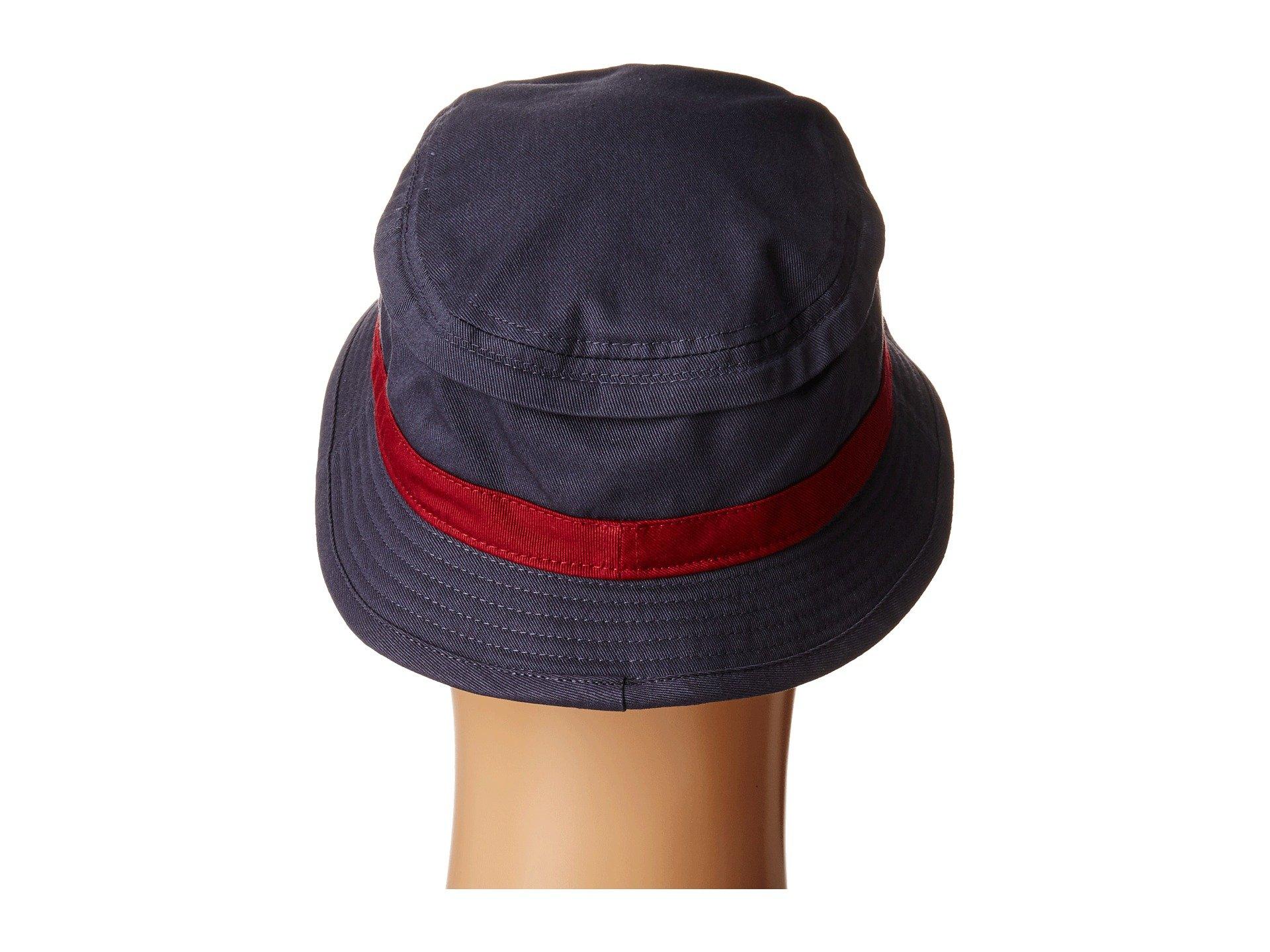 f430582b58e Lyst - Obey Hunter Bucket Hat Ii in Blue for Men