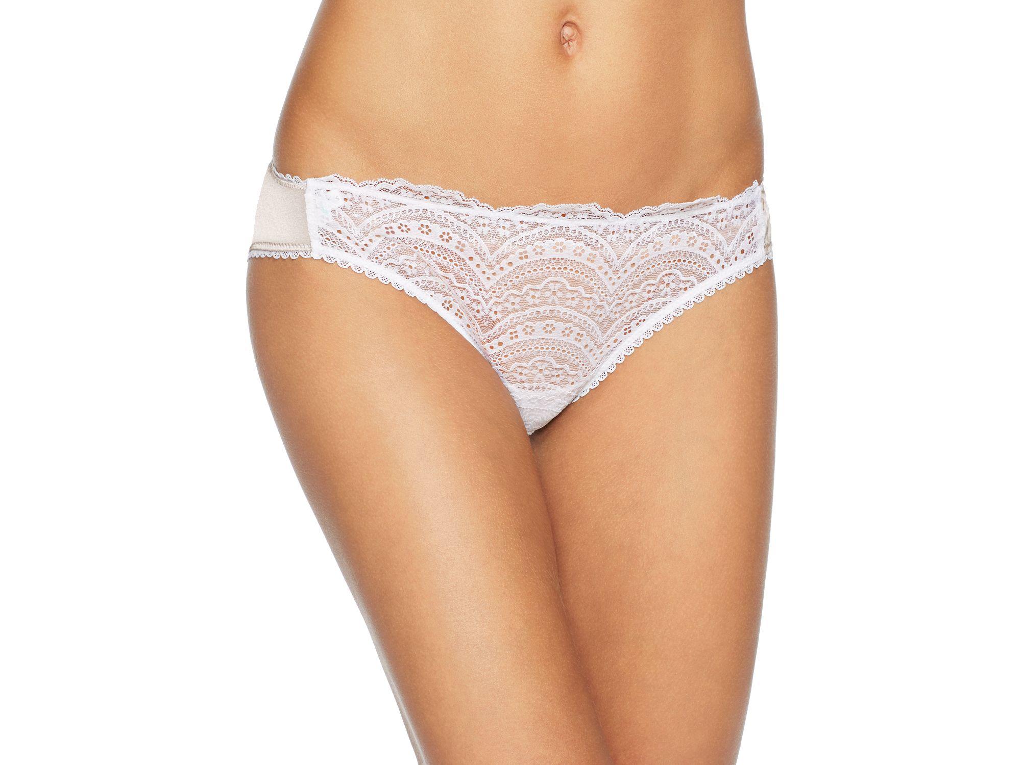 d3e2c1ff03f479 Lyst - Mimi Holliday by Damaris Sweet Pea Classic Knicker Bikini ...