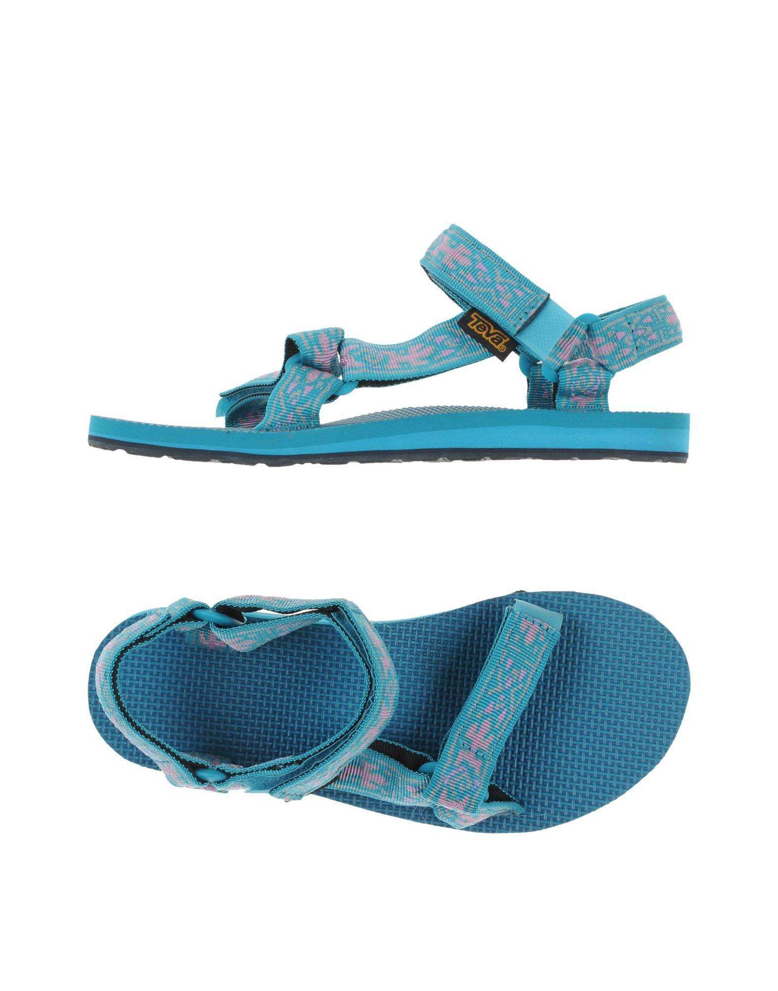 f99214c0ba2c34 Lyst - Teva Sandals in Blue
