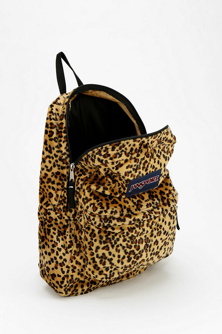 Urban outfitters Jansport High Stakes Backpack | Lyst