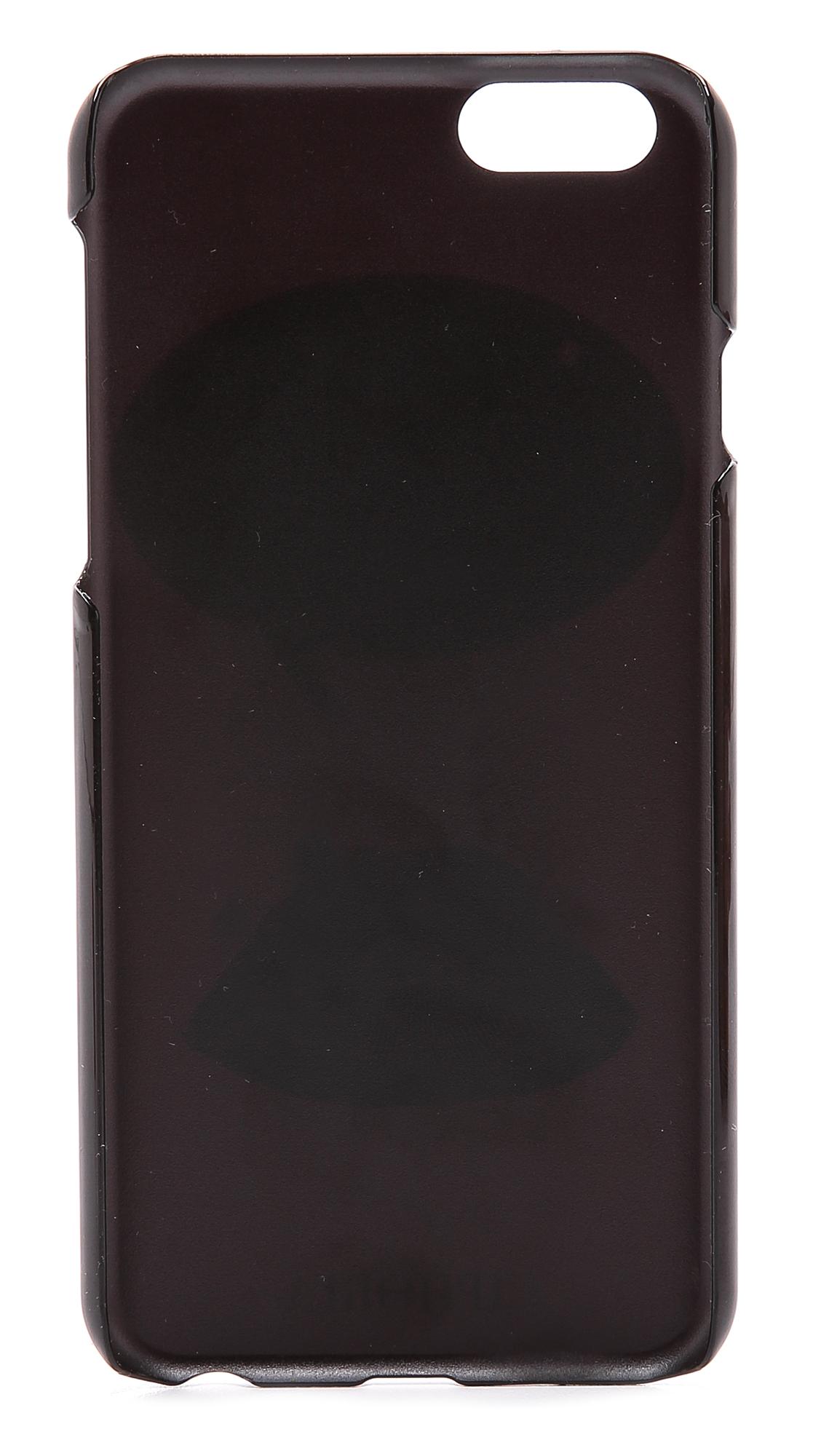 iphoria oh la la iphone 6 case black multi in black lyst. Black Bedroom Furniture Sets. Home Design Ideas