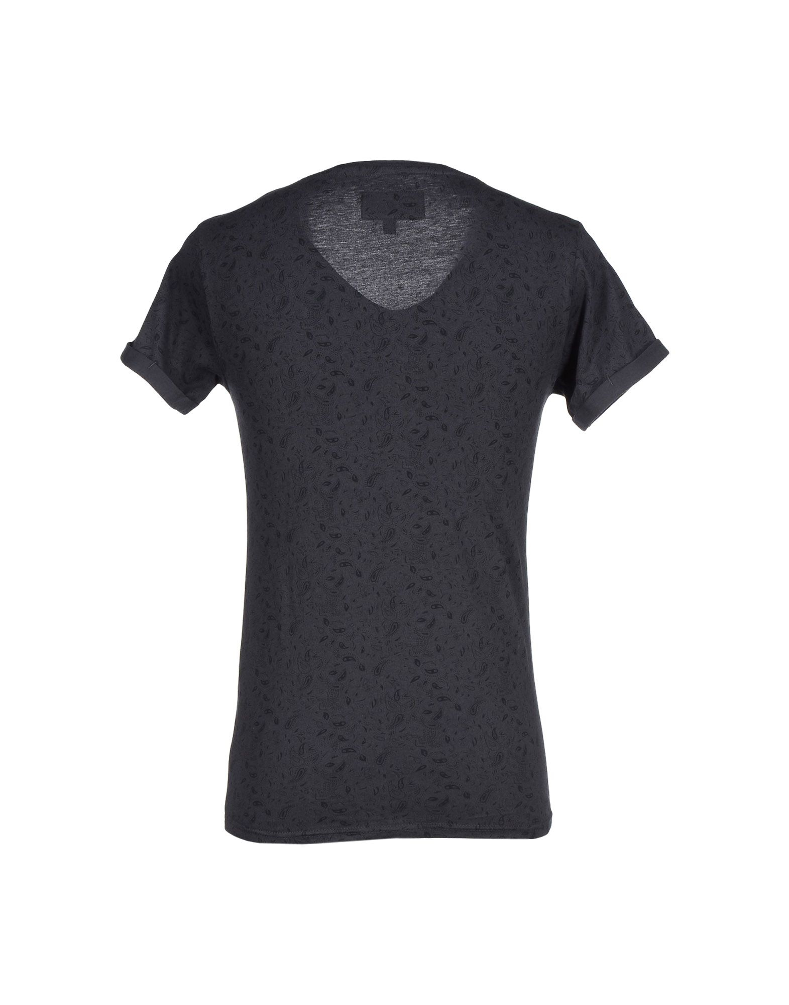 Minimum T Shirt In Gray For Men Lyst