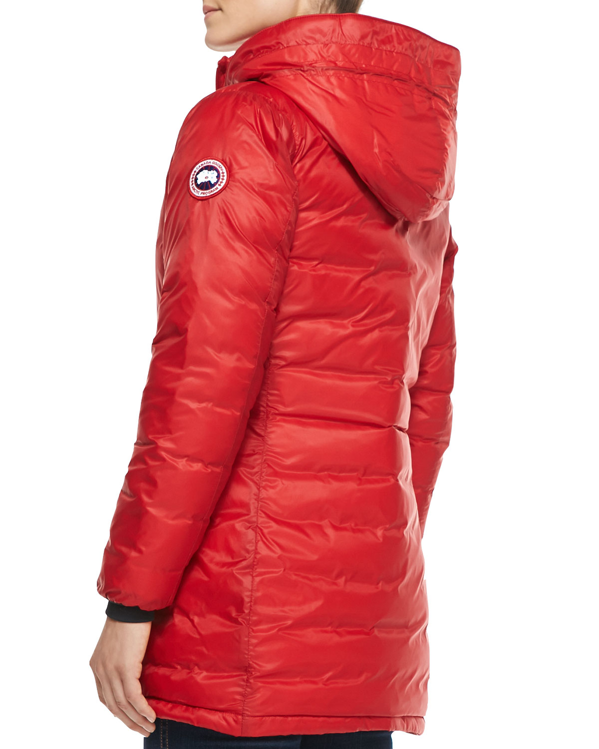 canada goose Lightweight Jackets Red