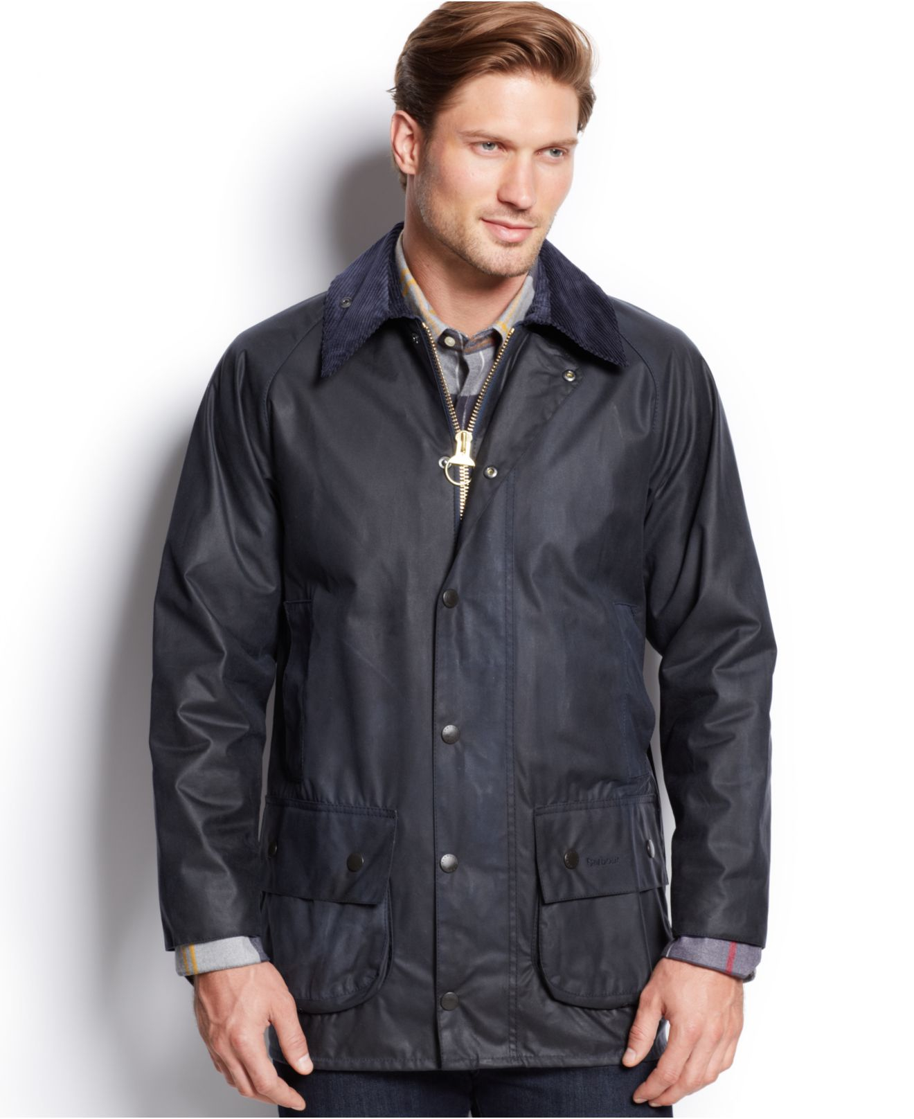 how to clean wax resin jackets