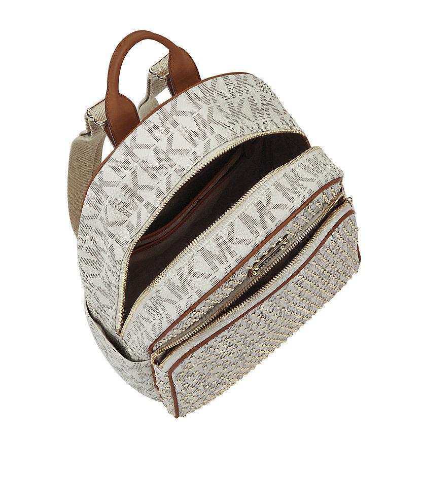 e157666d87e5 michael kors backpack jet set item large studded cheap pink wallet ...