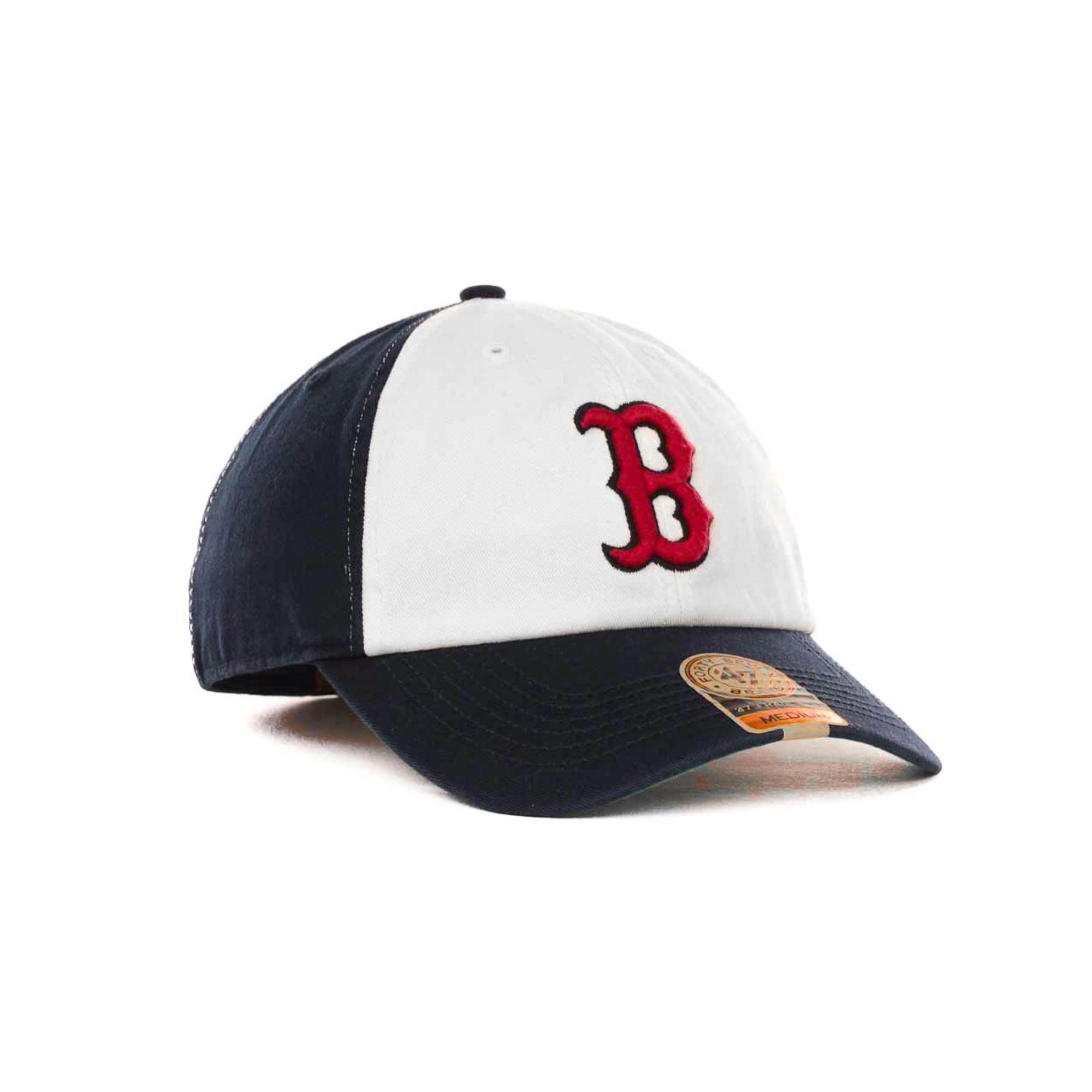 f7050b73125fe ... fitted hat 2712a e043d new zealand lyst 47 brand boston red sox 47 hall  of famer franchise cap in 15c0f ...