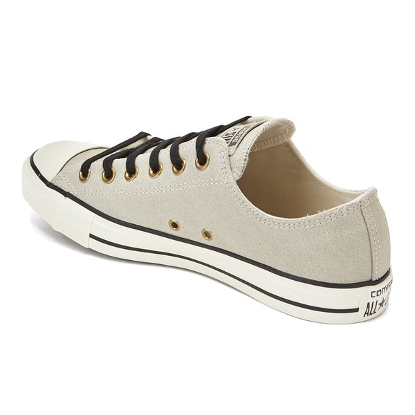 Converse Men s Chuck Taylor All Star Vintage Leather Ox Trainers in ... 07b43248a