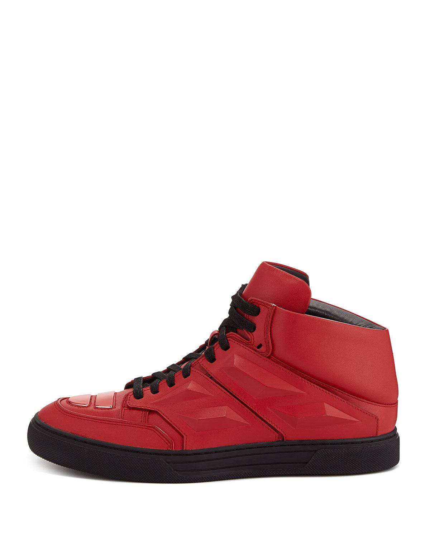 Alejandro Ingelmo Lambrissé Chaussures De Sport - Rouge hA8vf