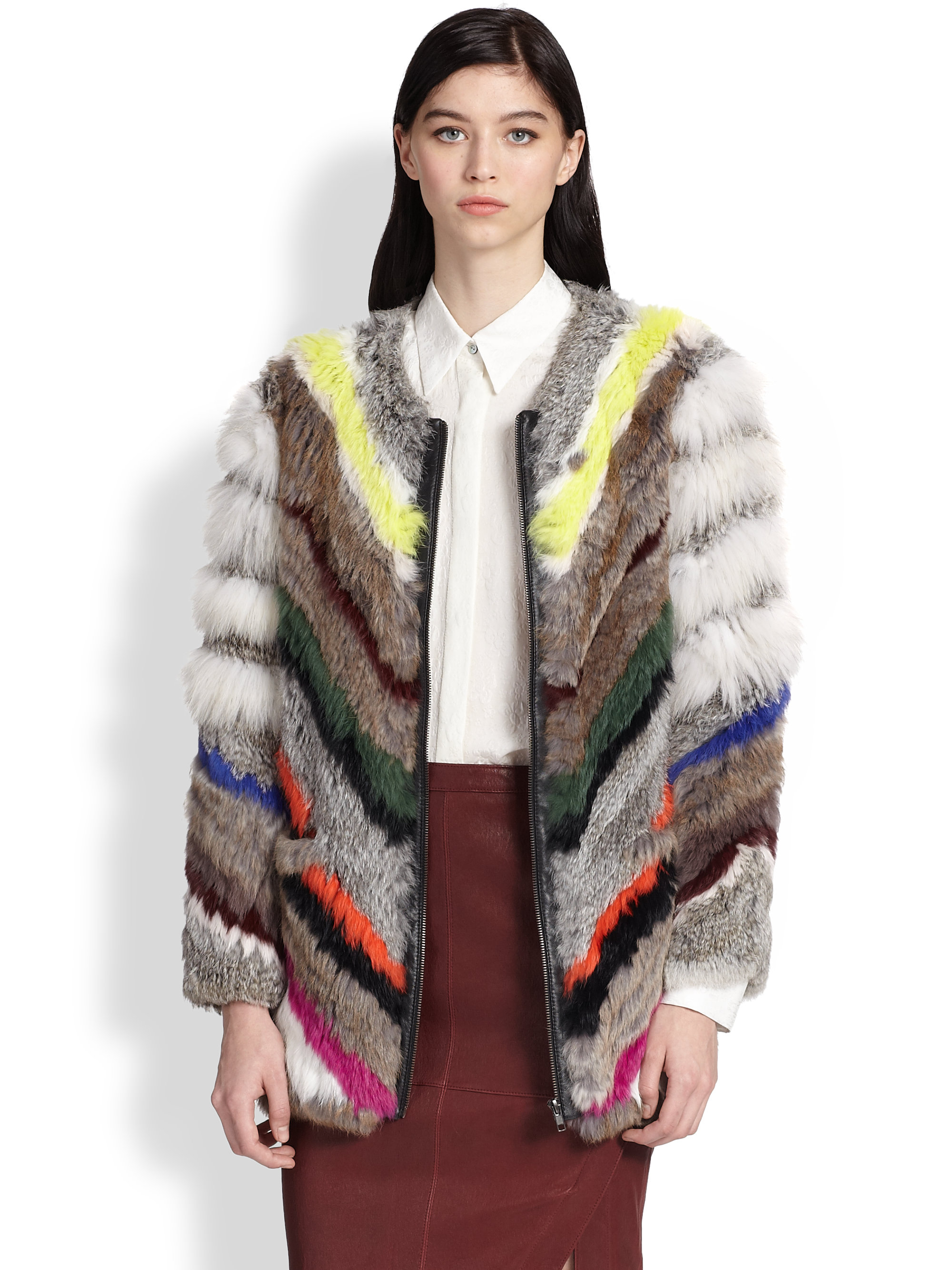 Brown Women S Jacket