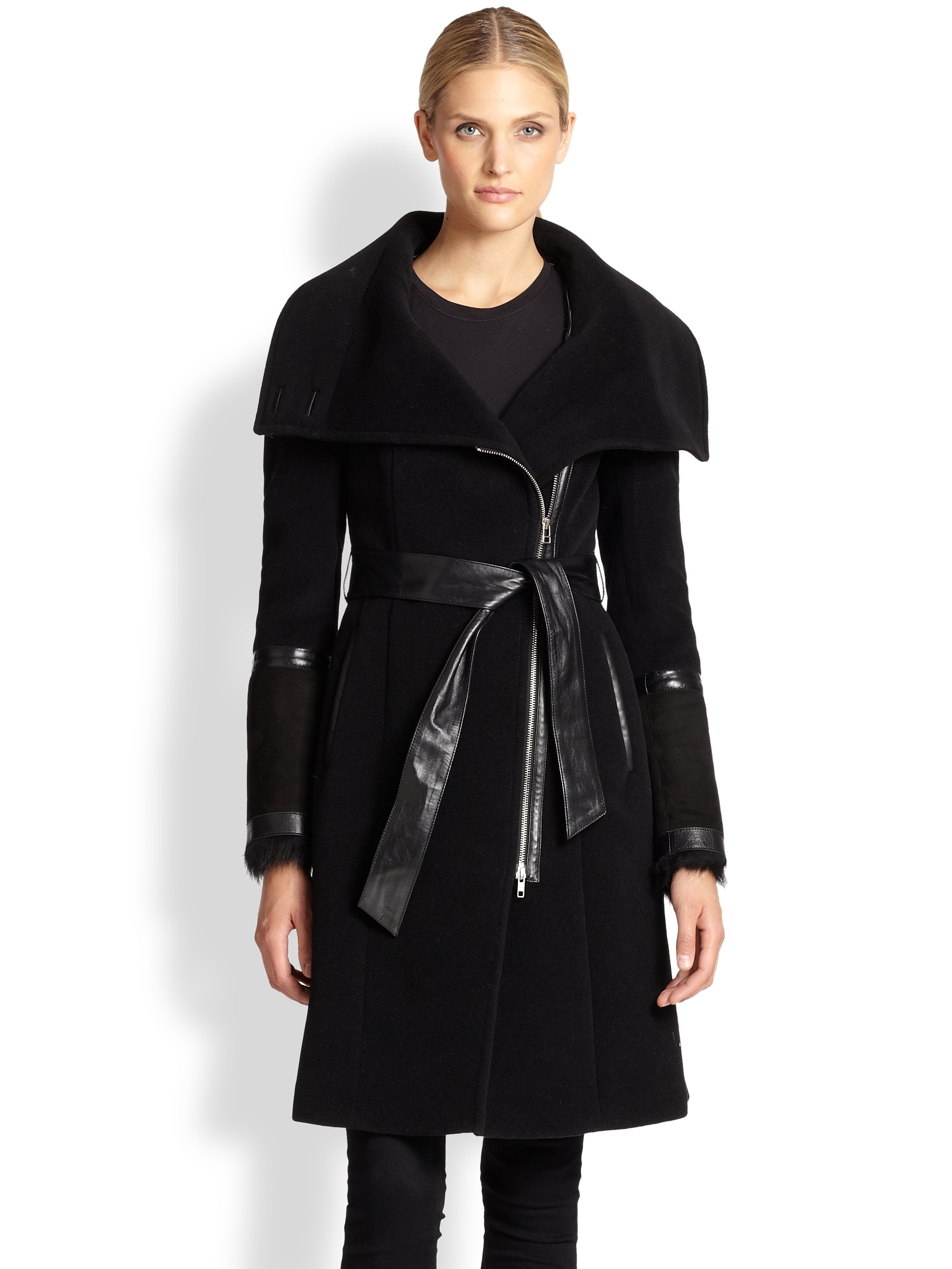 Leather Trench Coats For Women Tradingbasis