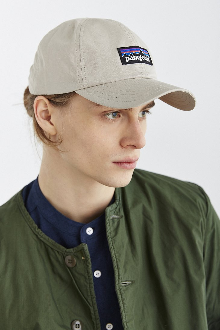 Lyst - Patagonia Fitzroy P Label Logo Hat in Natural for Men 143d3e0b5e87