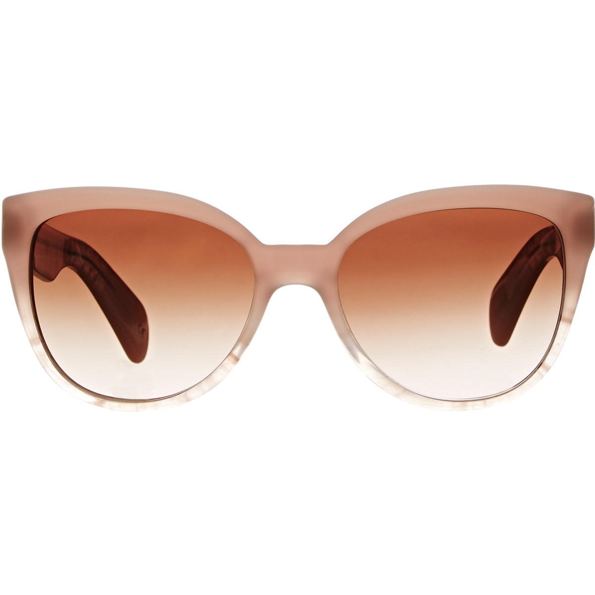7b69b636ae3 Oliver Peoples Abrie Sunglasses in Pink - Lyst