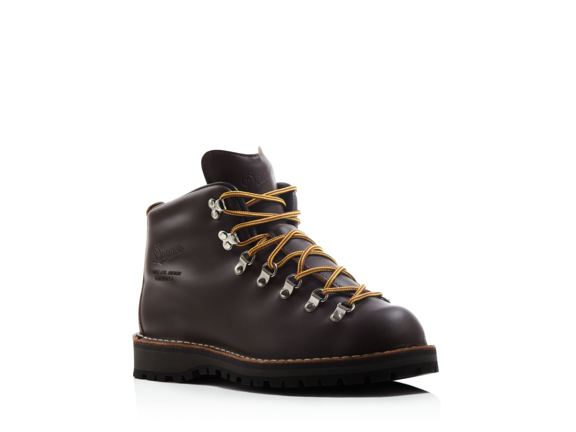 Danner Mountain Light Boots In Brown For Men Lyst