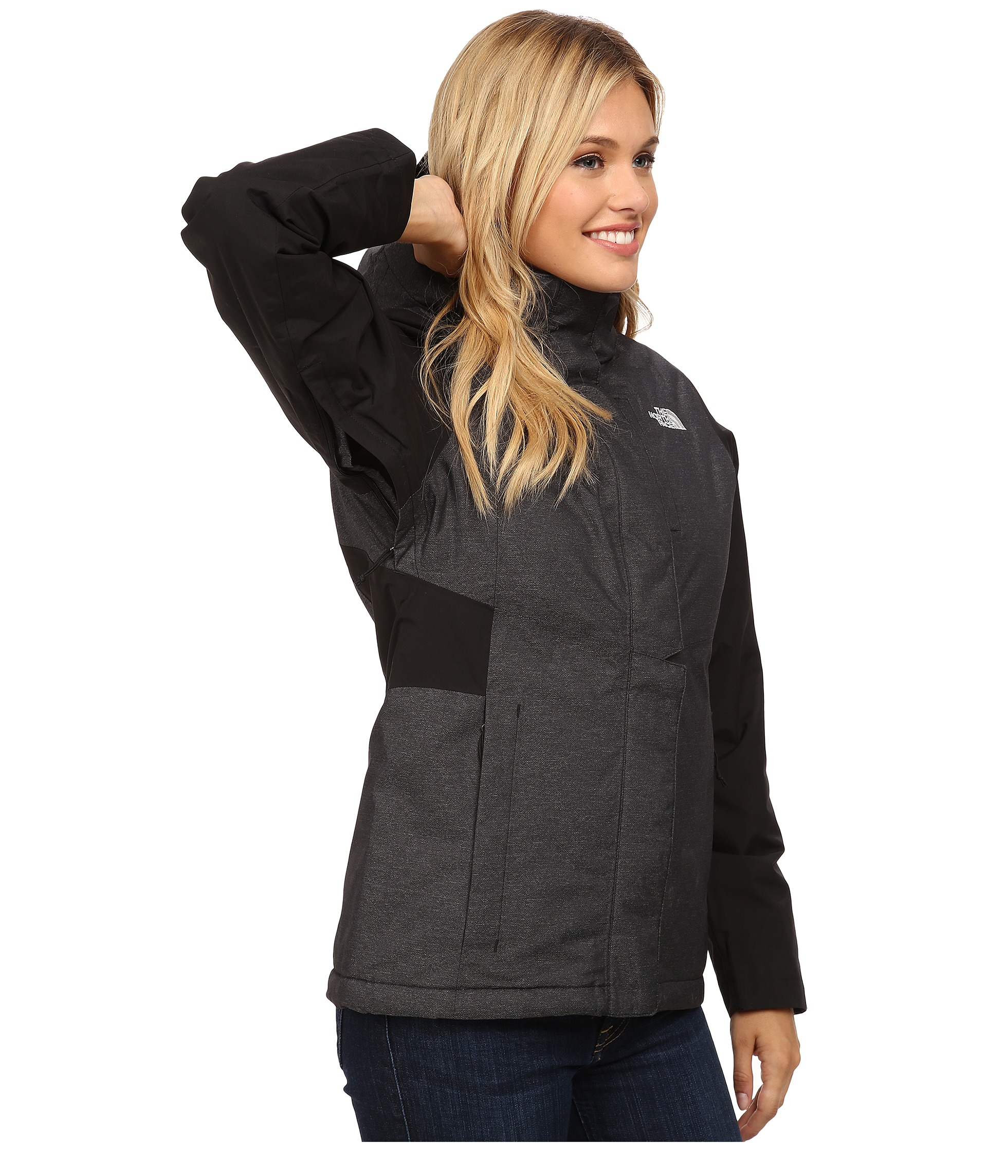 13027296965e ... inlux insulated jacket simplyhike e3a0b 2ae68  closeout gallery.  previously sold at zappos womens barbour vest womens the north face 1e0c5  8fa65