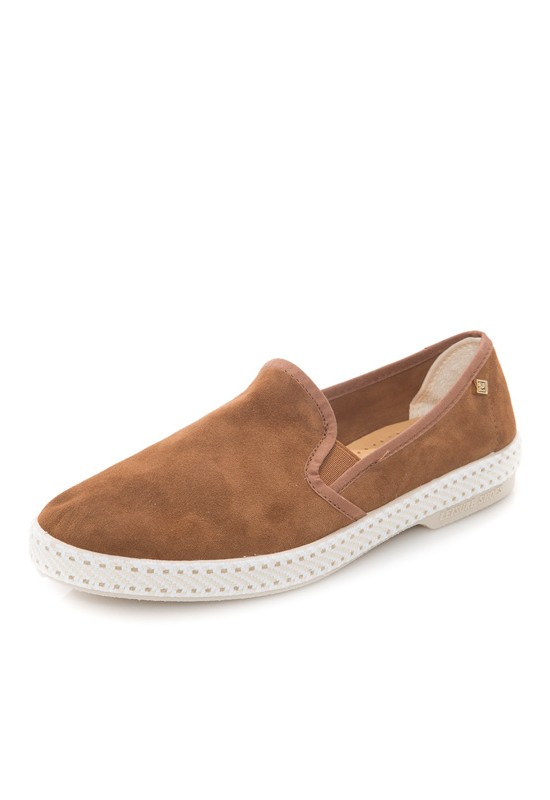 rivieras sultan 30 leisure shoes in brown lyst