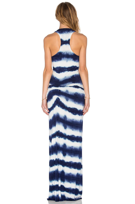 Lyst Young Fabulous Amp Broke Hamptons Tie Dye Maxi Dress