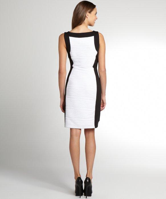 Black And White Sleeveless Dress Photo Dress Wallpaper Hd Aorg
