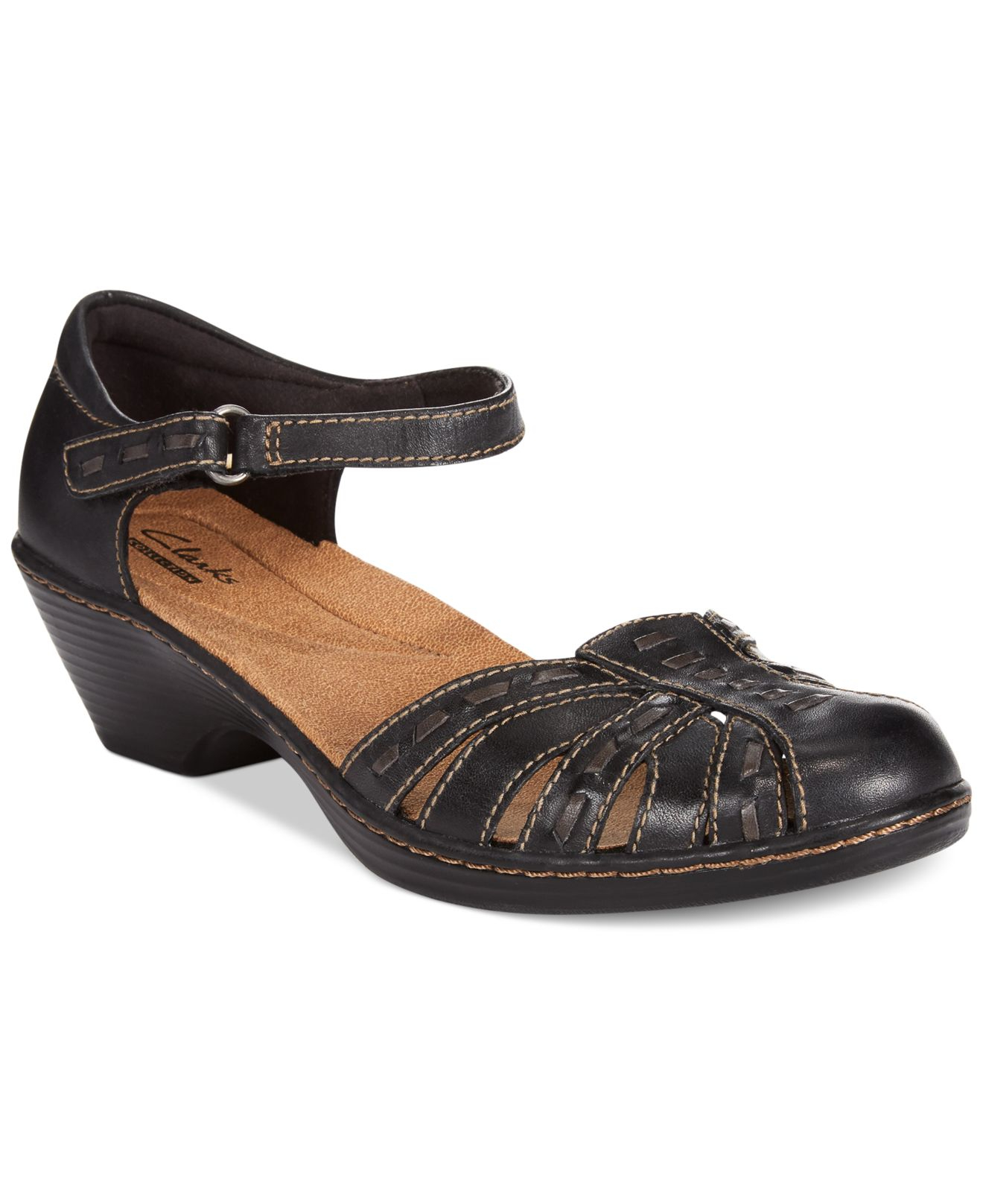 Cool Aerosole Sandals Clarks Lexi Bark Slide Sandals For Ladies Black