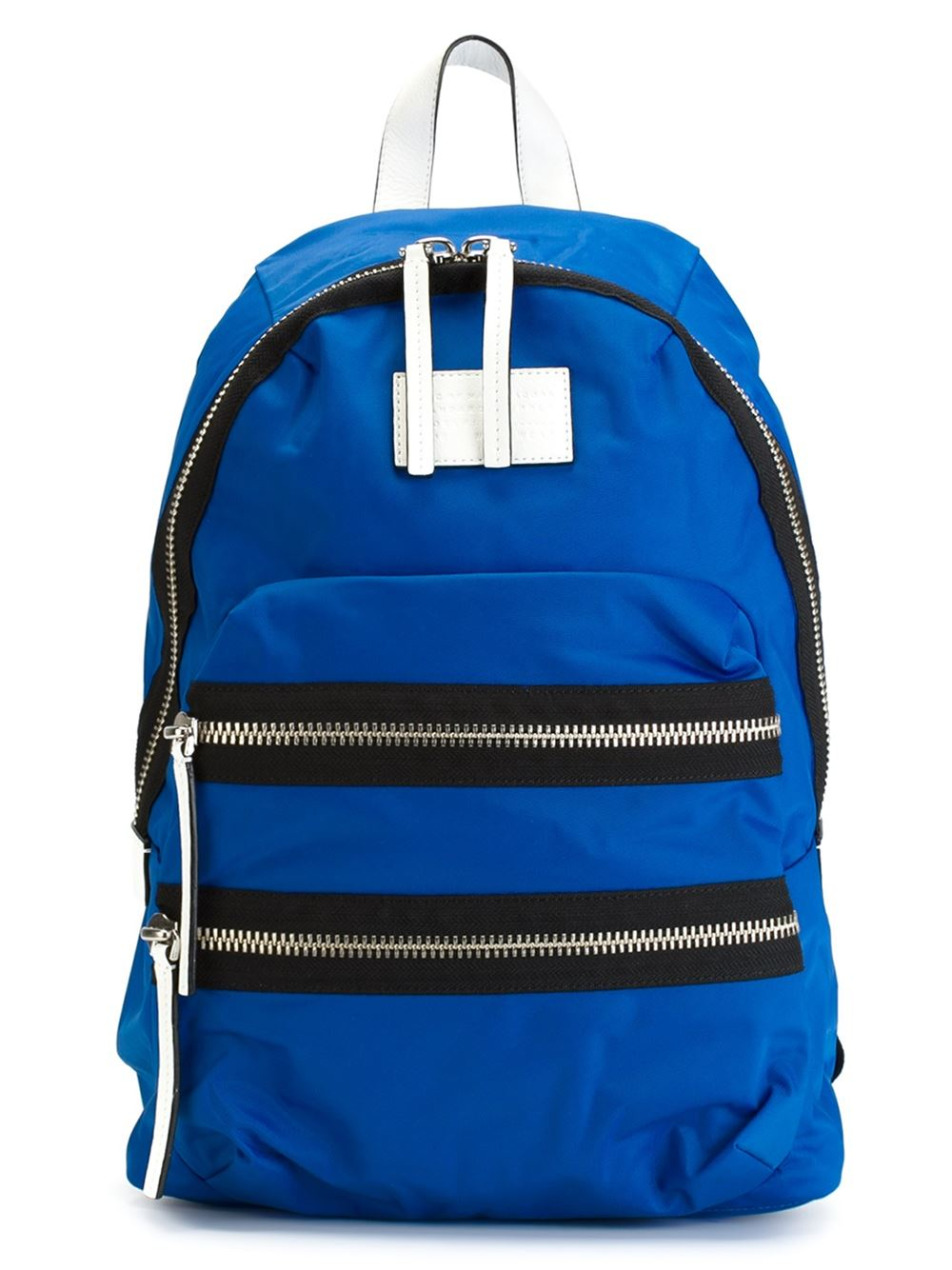 marc by marc jacobs 39 domo arigato packrat 39 backpack in blue lyst. Black Bedroom Furniture Sets. Home Design Ideas