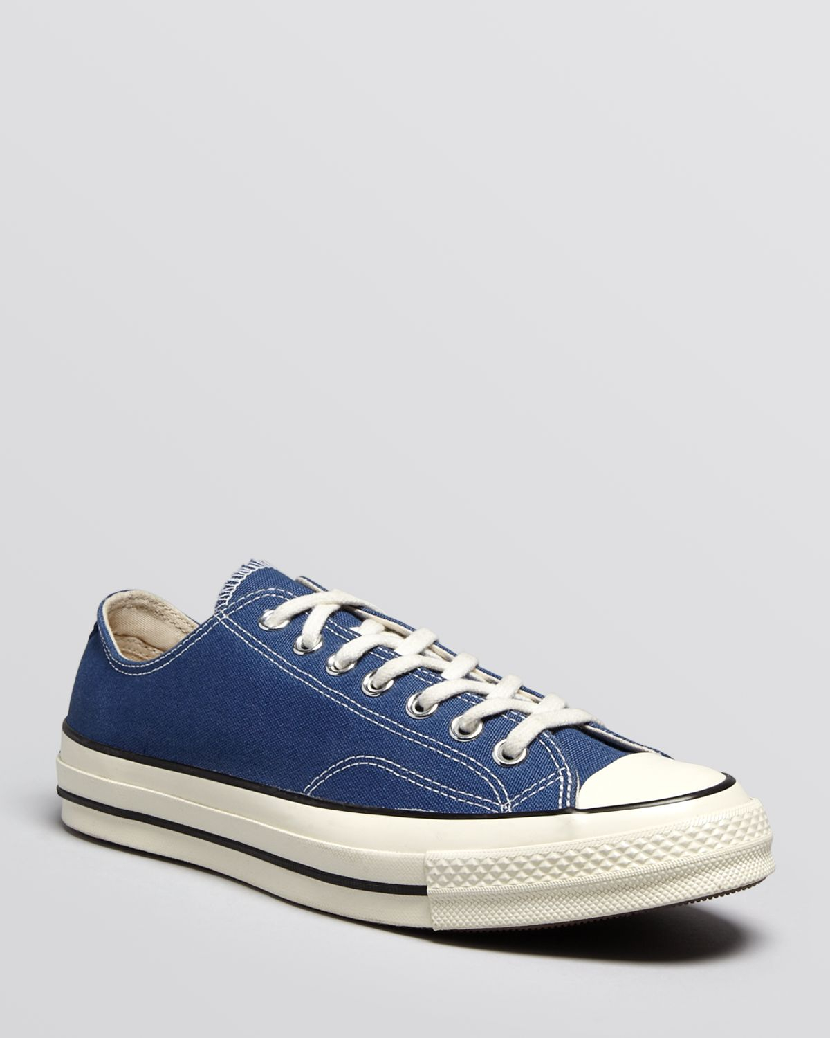 c1cd284fe0b1 Lyst - Converse Chuck Taylor All Star  70 Low Top Sneakers in Blue ...