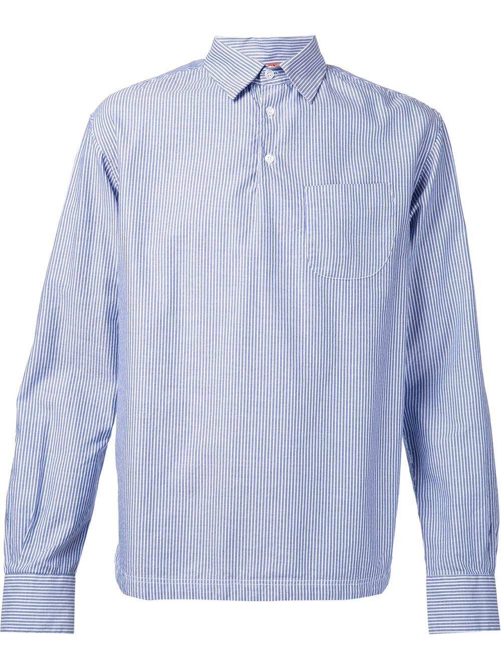White Long Sleeve Dress Shirt Men