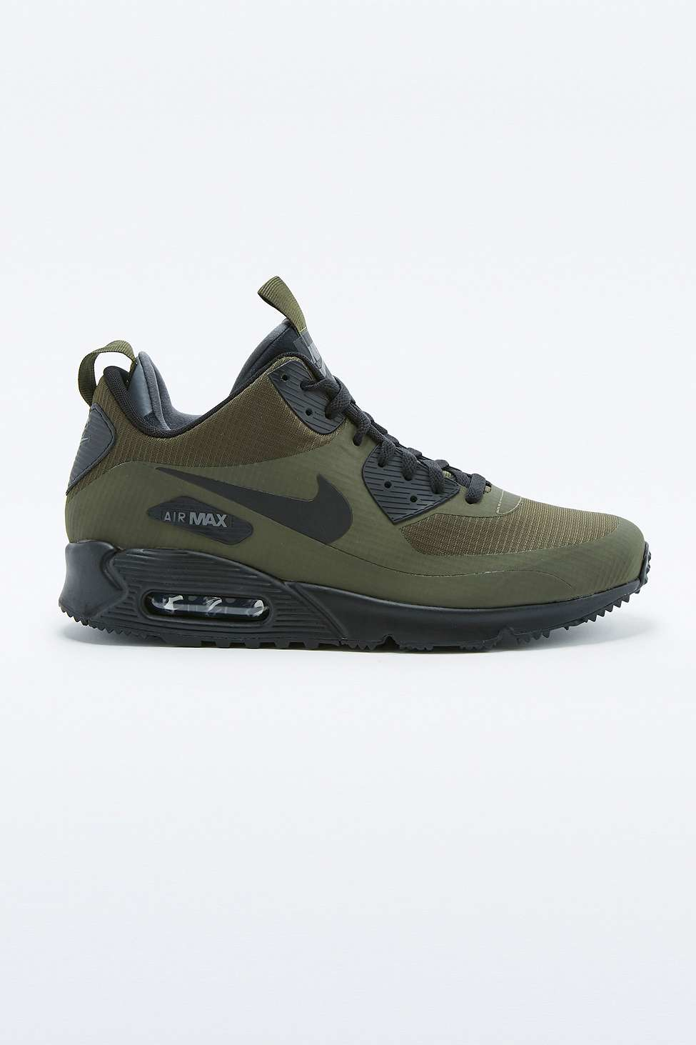 79235e4517 0f6da 2c3b9; coupon for nike air max 90 mid winter khaki trainers in green for  men lyst e6490