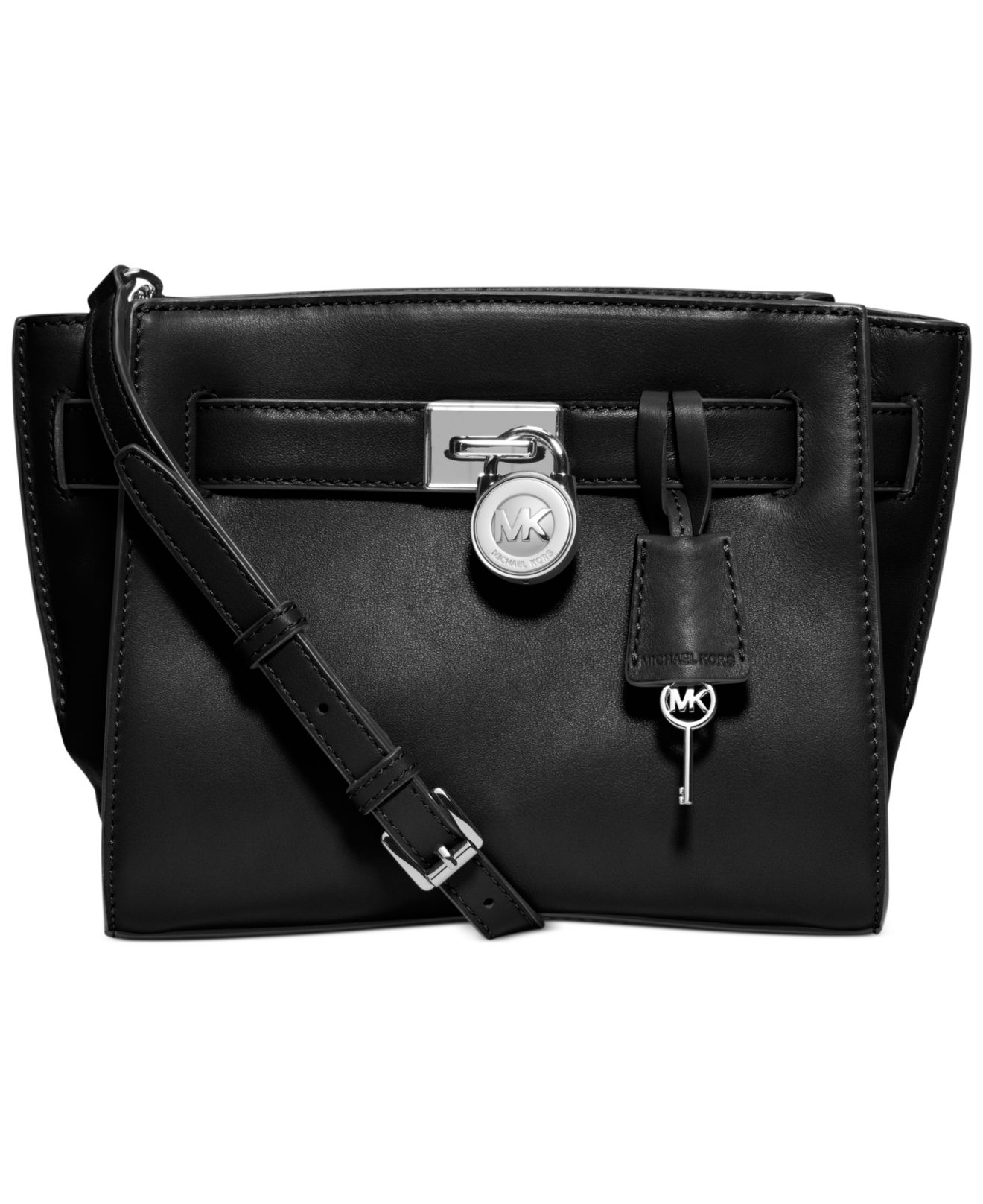 2d636e4b8707 Gallery. Previously sold at: Macy's · Women's Michael By Michael Kors  Hamilton Women's Velvet Shoulder Bags ...
