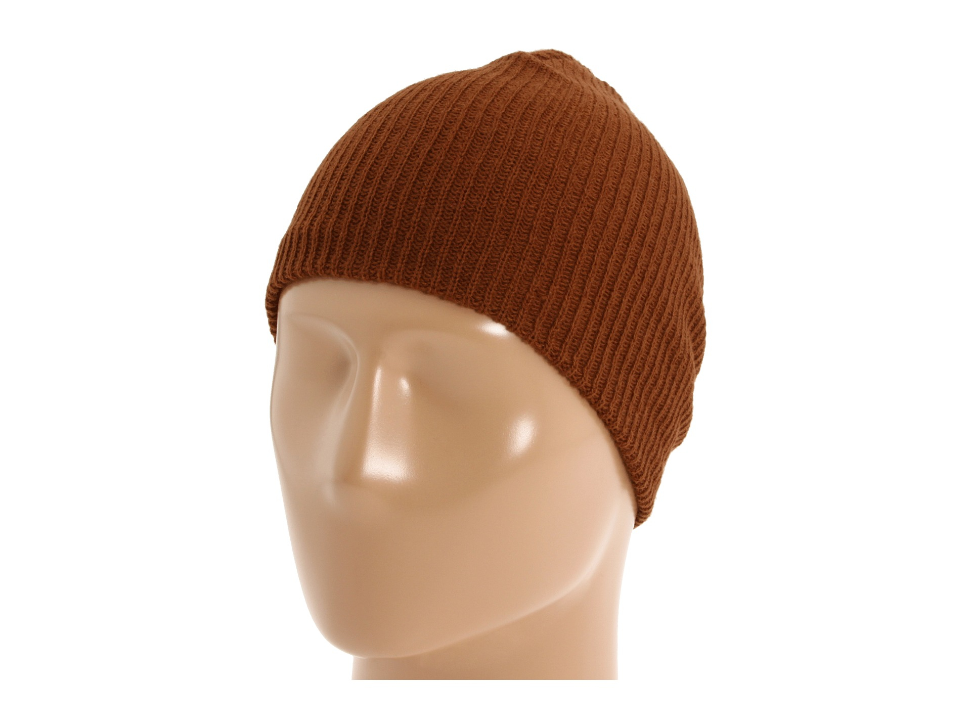1d38625a74 Lyst - Neff Daily Beanie in Brown